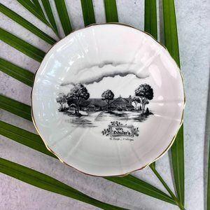 Royal Grafton Fine Bone China Ring Dish Made in En
